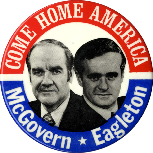 Come Home America / McGovern Eagleton