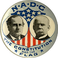 N.A.D.C. The Constitution and the Flag