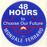 48 Hours to Choose Our Future