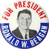 For President Ronald W. Reagan