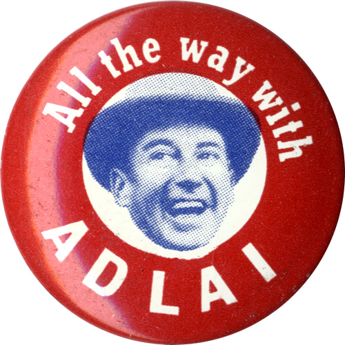 All the way with Adlai