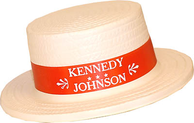Kennedy * * * Johnson