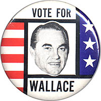 Vote for Wallace