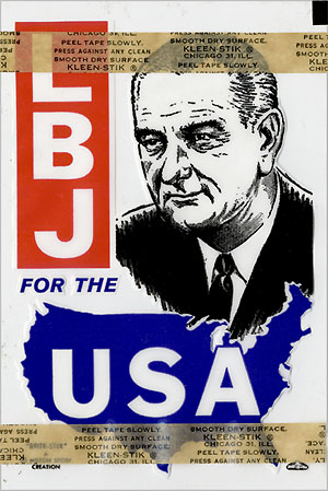 LBJ for the USA