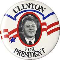 Clinton for President
