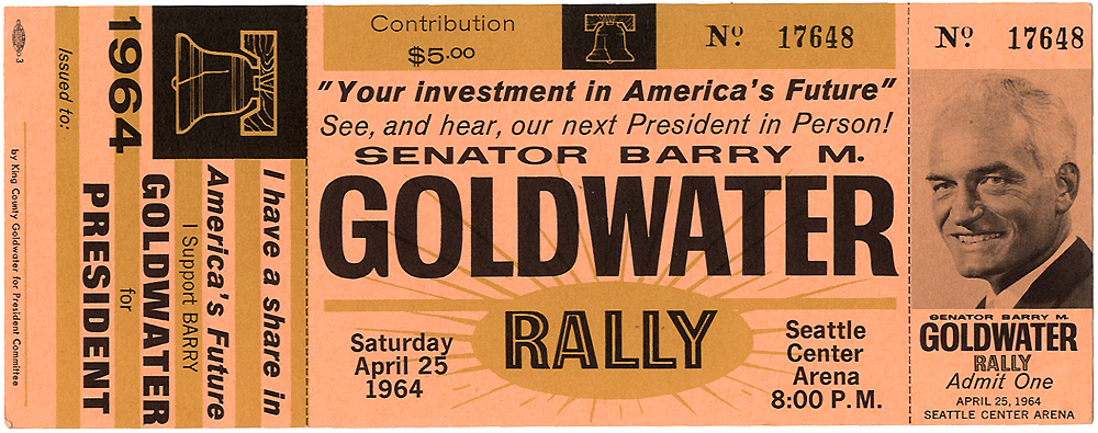 Goldwater Rally