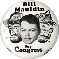 Bill Mauldin for Congress
