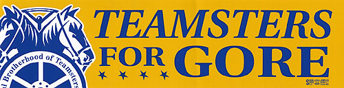 Teamsters for Gore