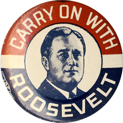 Carry On With Roosevelt
