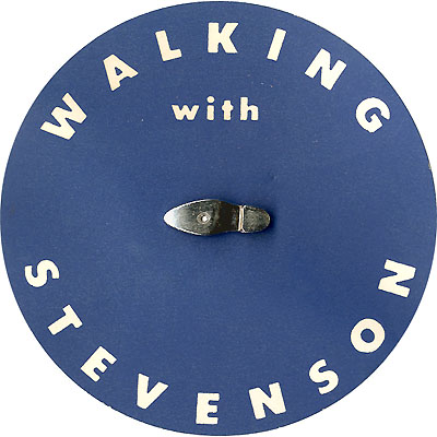Walking with Stevenson