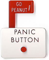 PANIC BUTTON / Go Peanut!