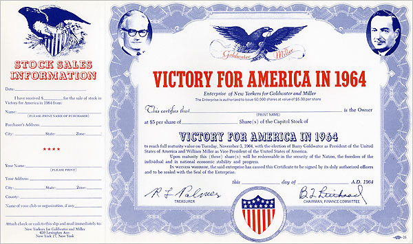 Victory for America in 1964