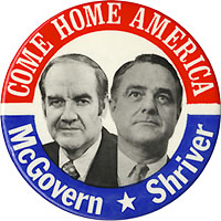 Come Home America / McGovern Shriver