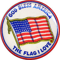 God Bless America - The Flag I Love