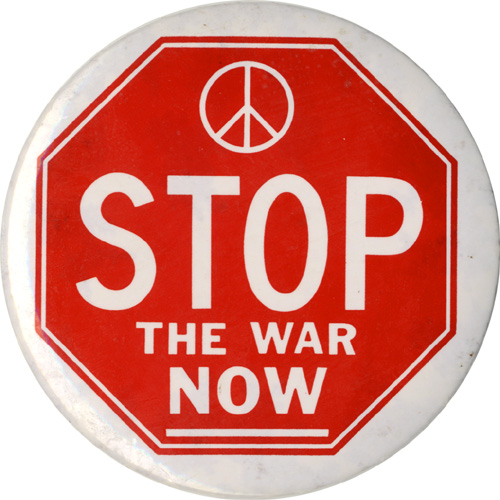 Stop The War Now
