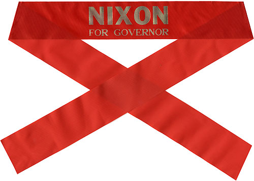 Nixon for Governor