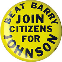 Beat Barry - Join Citizens for Johnson