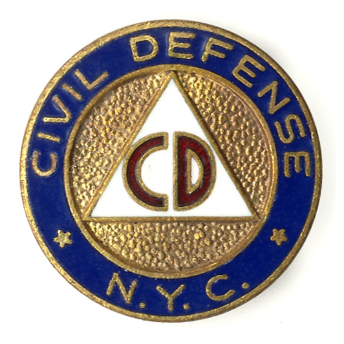Civil Defense N.Y.C.