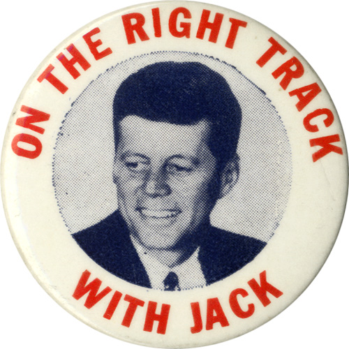 On the Right Track with Jack