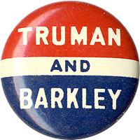 Truman and Barkley
