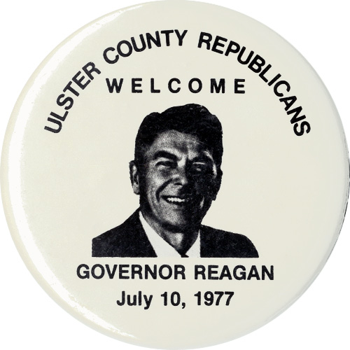 Ulster County Republicans Welcome Governor Reagan