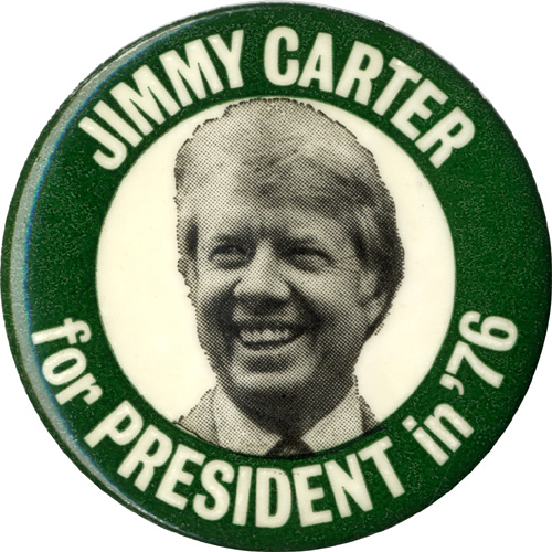 Jimmy Carter for President in '76