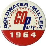 Goldwater-Miller GOParty 1964