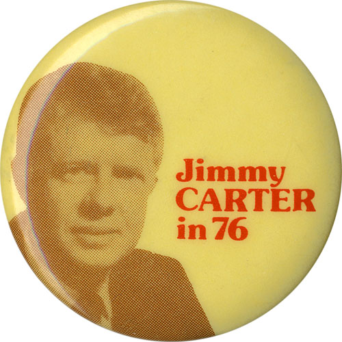 Jimmy Carter in 76
