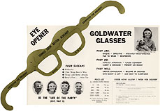 Goldwater Glasses