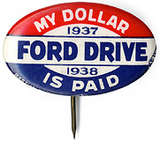 Ford Drive / My Dollar is Paid