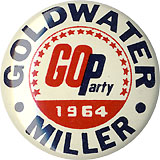 Goldwater Miller GOParty 1964