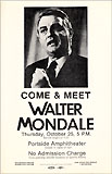 Come & Meet Walter Mondale