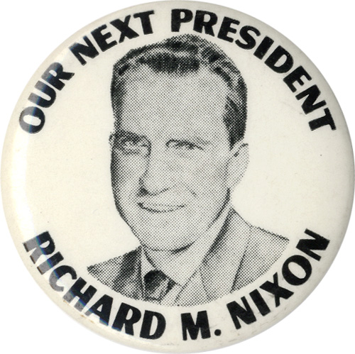 Our Next President Richard M. Nixon