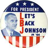 Let's Back Johnson in '64