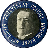 Progressive Policies Become Law Under Wilson