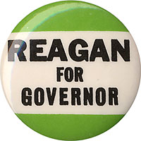 Reagan for Governor