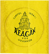 Capitol Idea! Reagan for Governor