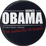 Barack Obama / The Audacity of Hope!