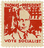 Thomas for President / Vote Socialist