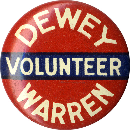 Dewey Warren Volunteer