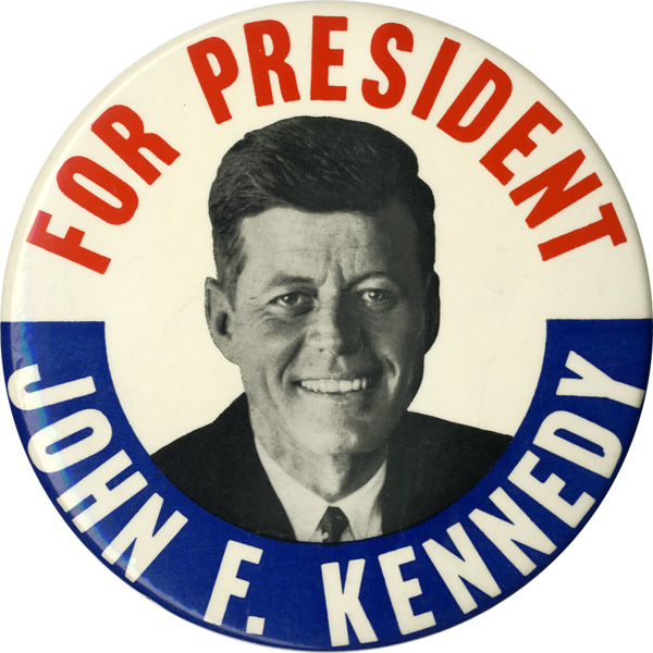 For President John F. Kennedy (6-inch size)