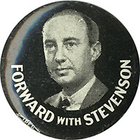 Forward with Stevenson