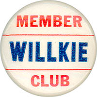 Willkie Club Member