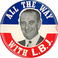 All the Way with L.B.J.