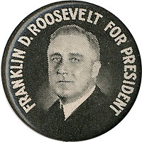 Franklin D. Roosevelt for President