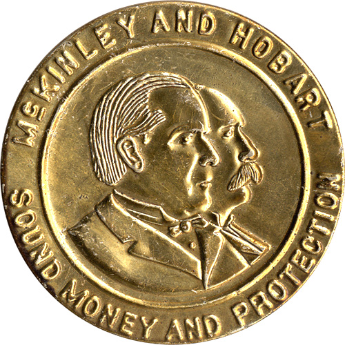McKinley and Hobart / Sound Money and Protection