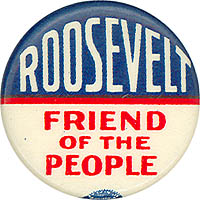 Roosevelt Friend of the People