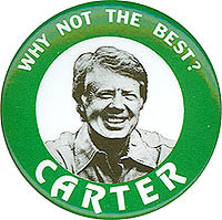 Why Not The Best? CARTER