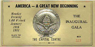 America - A Great New Beginning