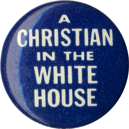 Herbert Hoover: A Christian in the White House